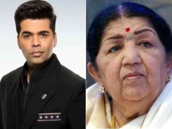 Lata Mangeshkar, family, Karan Johar, Lust Stories, Entertainment, NewsMobile, Mobile news, India