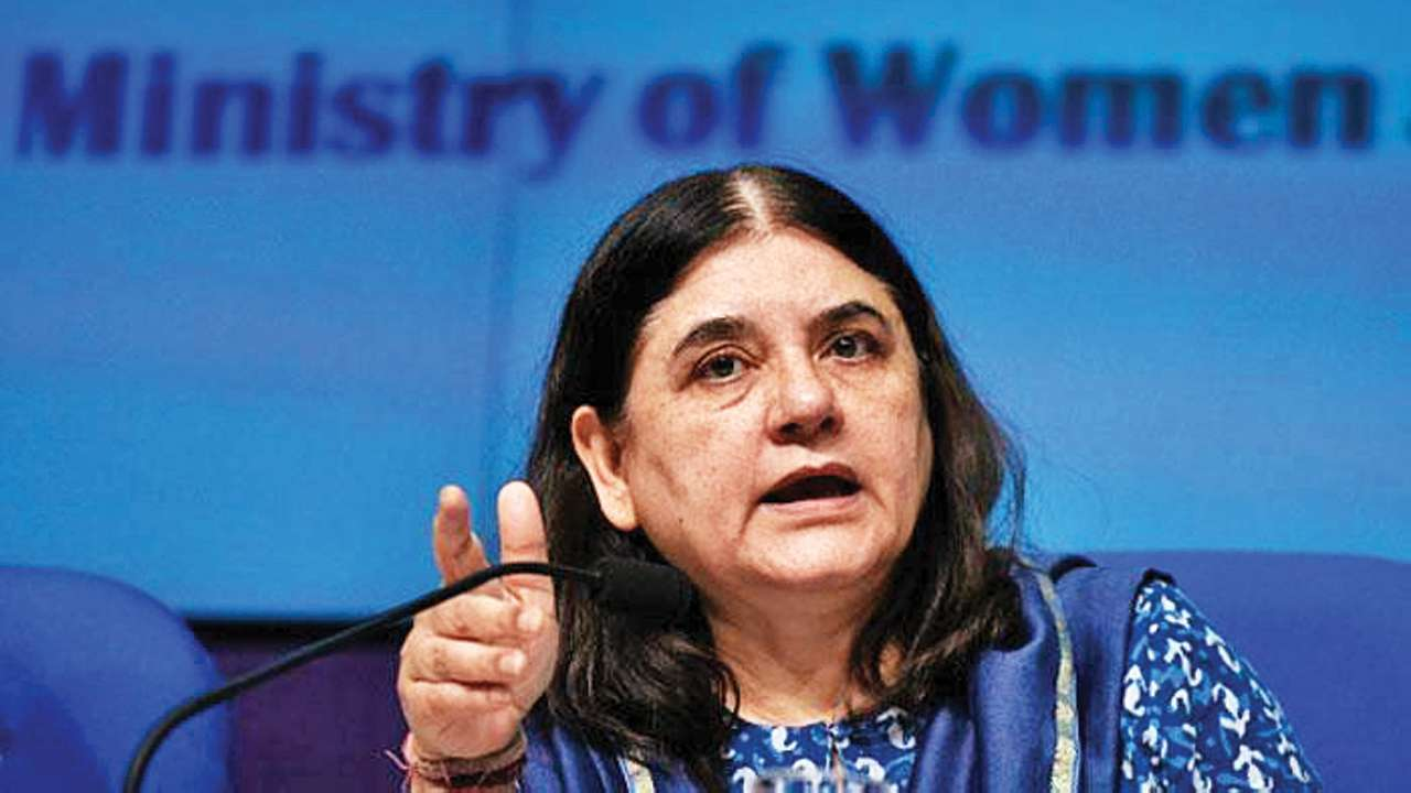 Maneka Gandhi, seek, report, shelter homes, across, India, NewsMobile, Mobile News, India, Rapes, Molestation