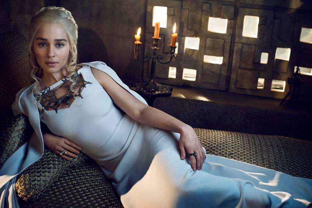 Emilia Clarke, Game of Thrones, Queen Daenerys Targaryen, Entertainment, NewsMobile, Mobile news, India