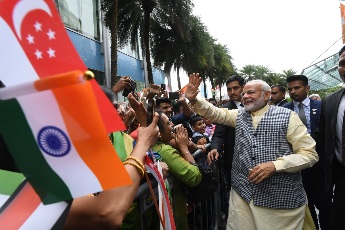 Prime Minister, Narendra Modi, Singapore, Shangri-La Dialogue, Speech, World, NewsMobile, Mobile News, India, Schedule