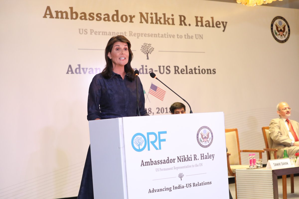 'We wouldn't tolerate Pakistan providing safe haven to terrorists,' Haley warns Pak