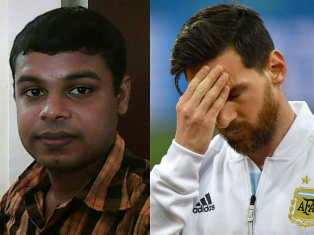 Lionel Messi, football, Dead, Fan, Kerala, Kottayam, FIFA suicide,