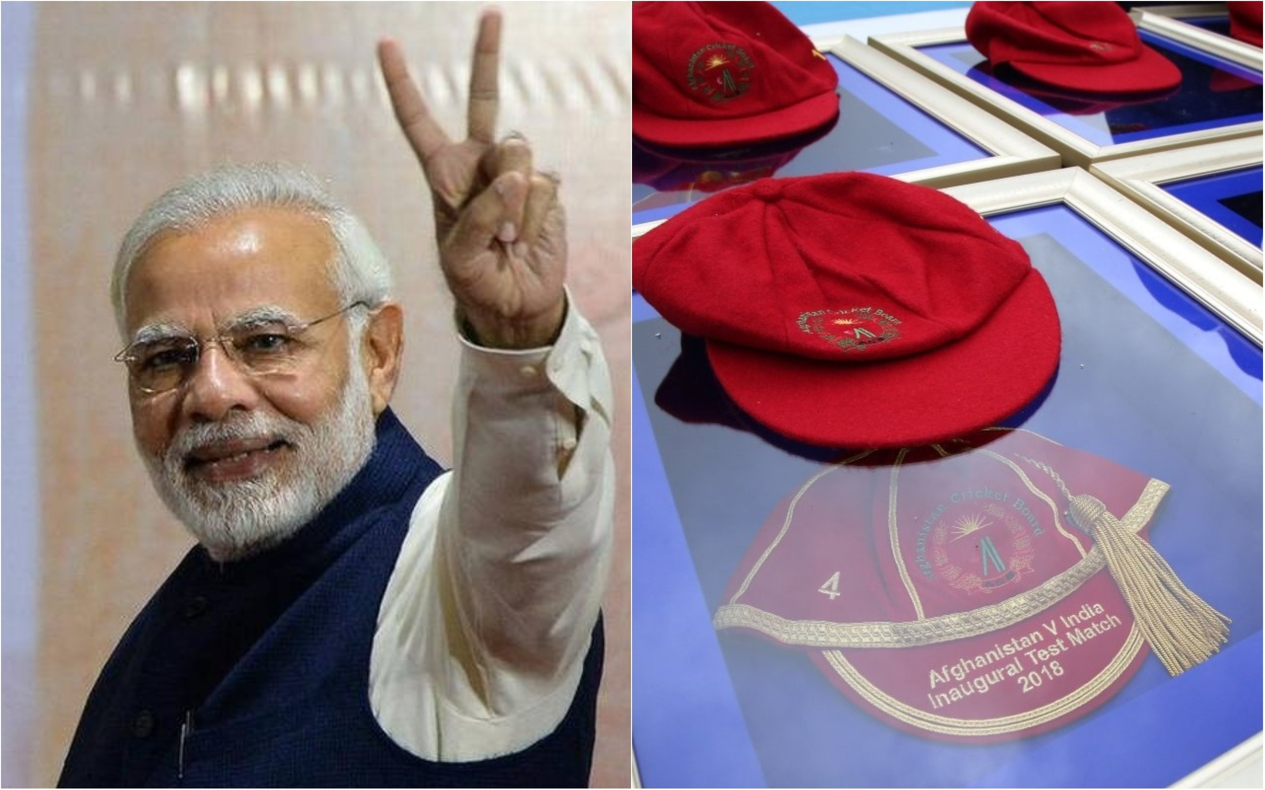 Prime Minister, Narendra Modi, NewsMobile, Sports, Test, Cricket, Afghanistan, Mobile News, India