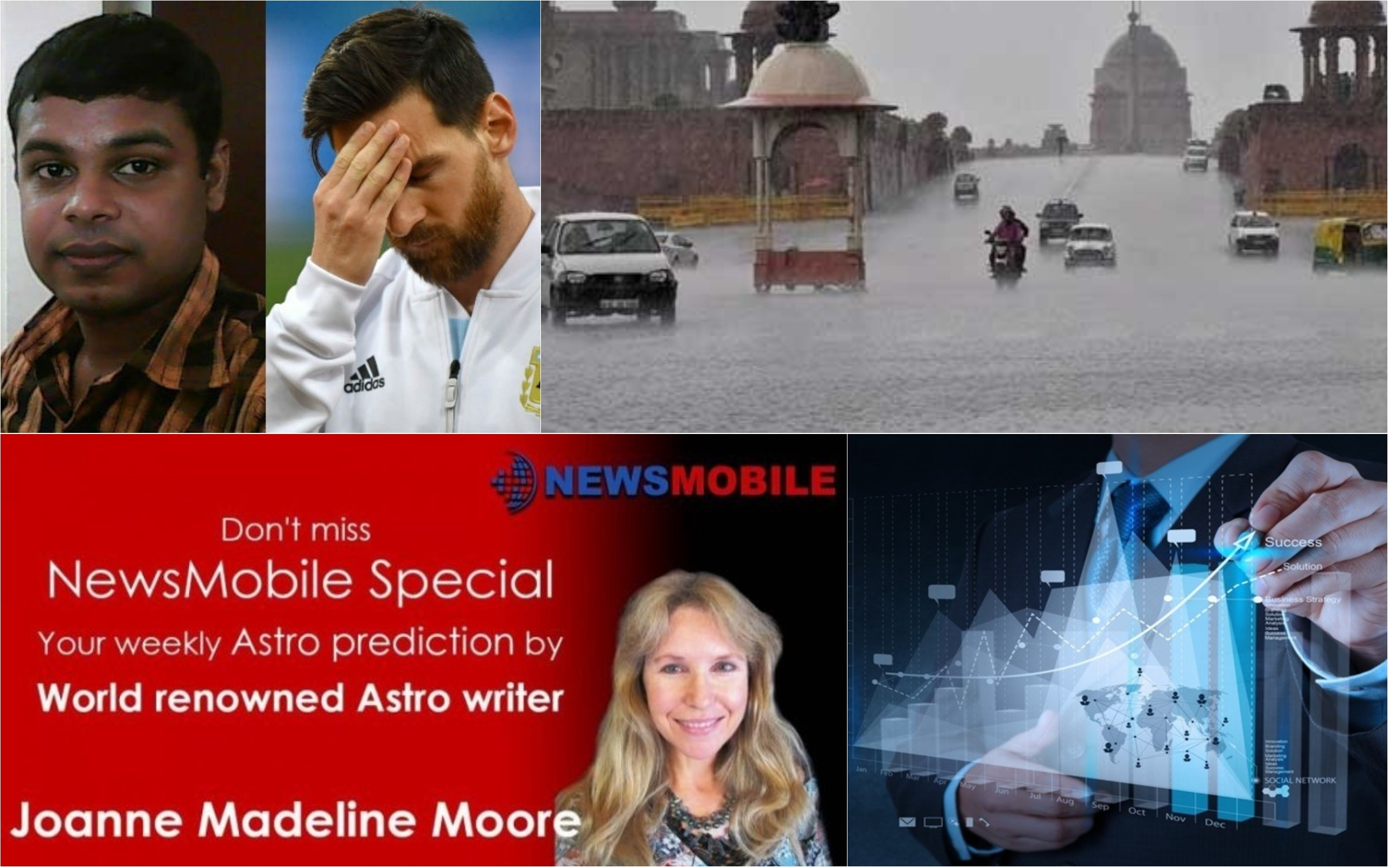 NewsMobile Morning Brief