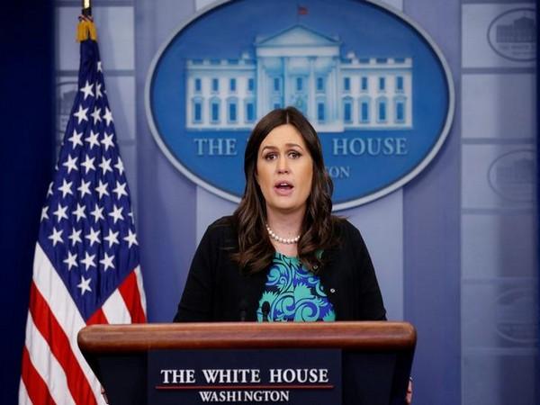 White House Press Secretary Sarah Huckabee Sanders, United States President, Donald Trump, Red Hen Restaurant, Lexington, Mike Huckabee, Arkansas,Sarah Huckabee Sanders,White House,