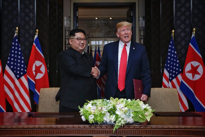 United States, Donald Trump, North Korea, Kim Jong Un, second, summit, February, End, Nuclear, NewsMobile, Mobile, News, India, World