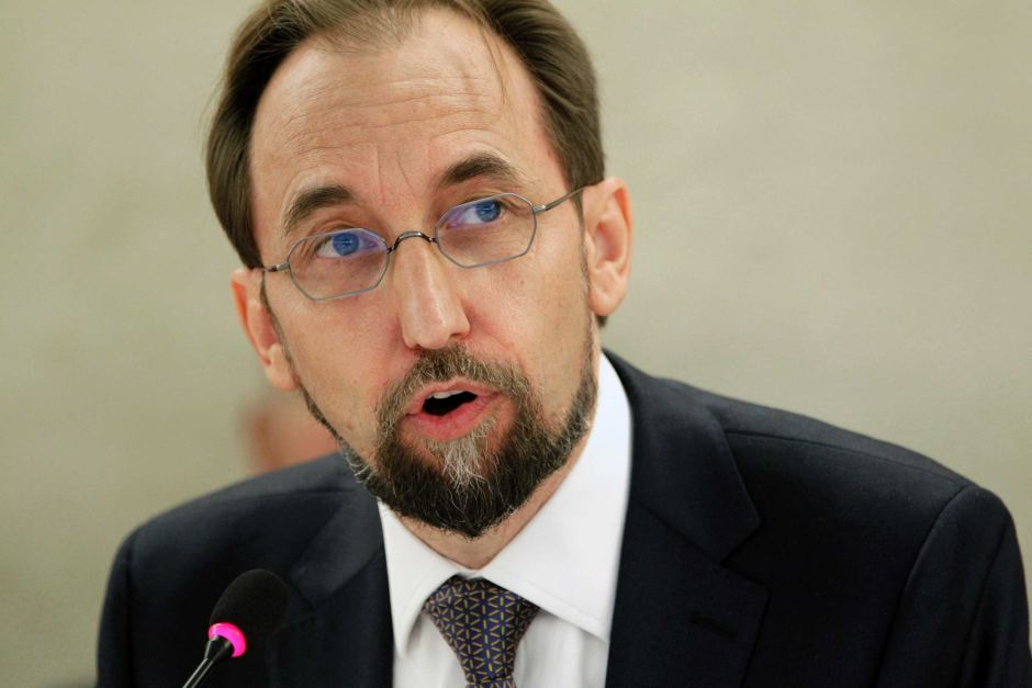 Pakistan bias, blatantly visible bias, Office of the United Nations High Commissioner for Human Rights, OHCHR Report, Jammu and Kashmir, High Commissioner for Human Rights Zeid Ra'ad Al Hussein, United Nations, Kashmir,