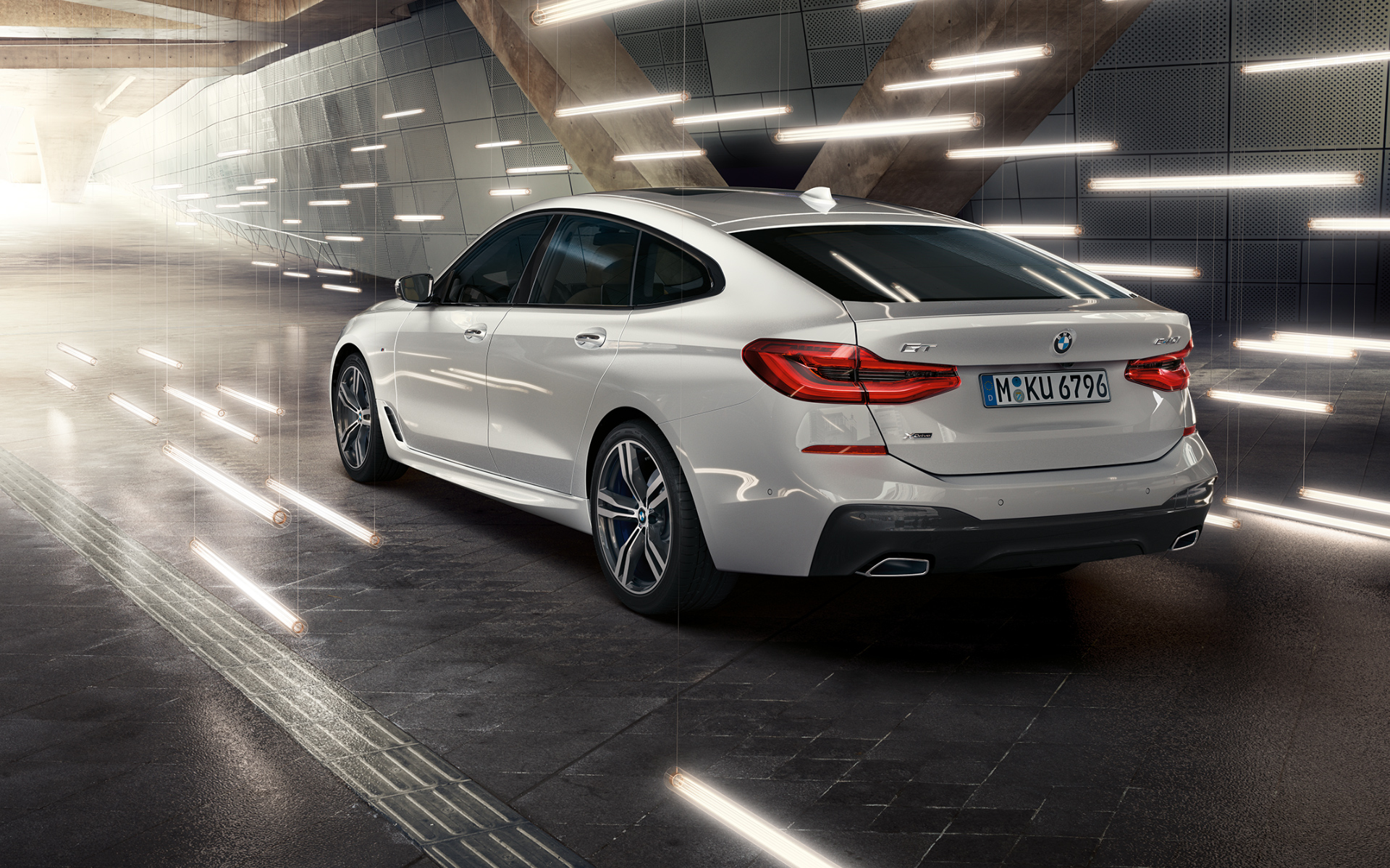 Vikram Pawah President BMW Group India Said With The Launch Of First Ever 6 Series Gran Turismo We Created A New Segment In Indian Luxury