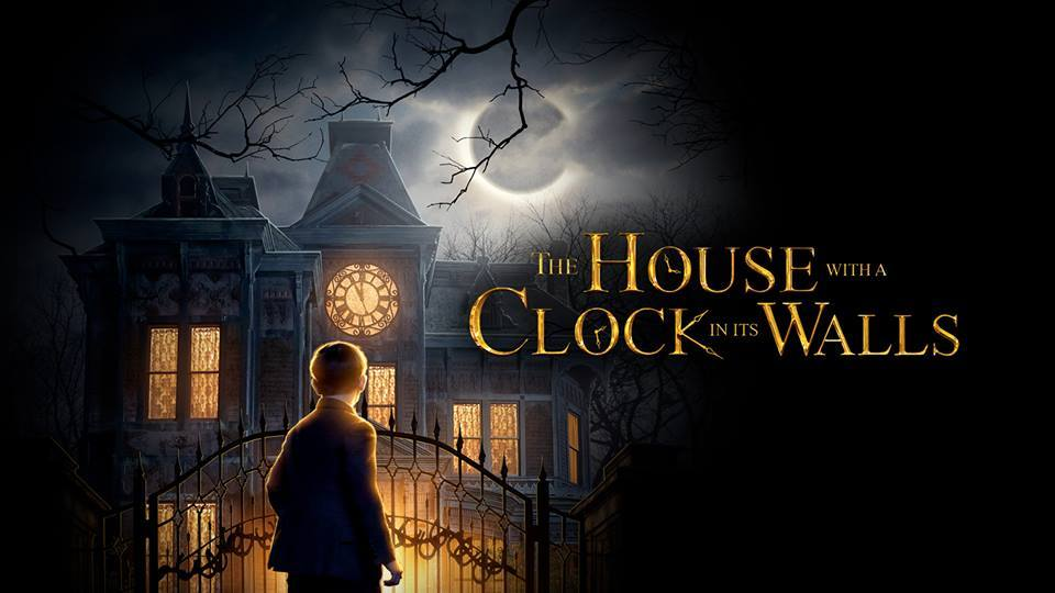 The second trailer of 'House with a Clock in its Walls' is out