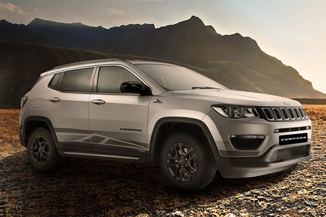 Jeep, launch, limited edition, Compass, Bedrock, Rs 17.53 Lakh, Auto, Car, NewsMobile, Mobile news, India