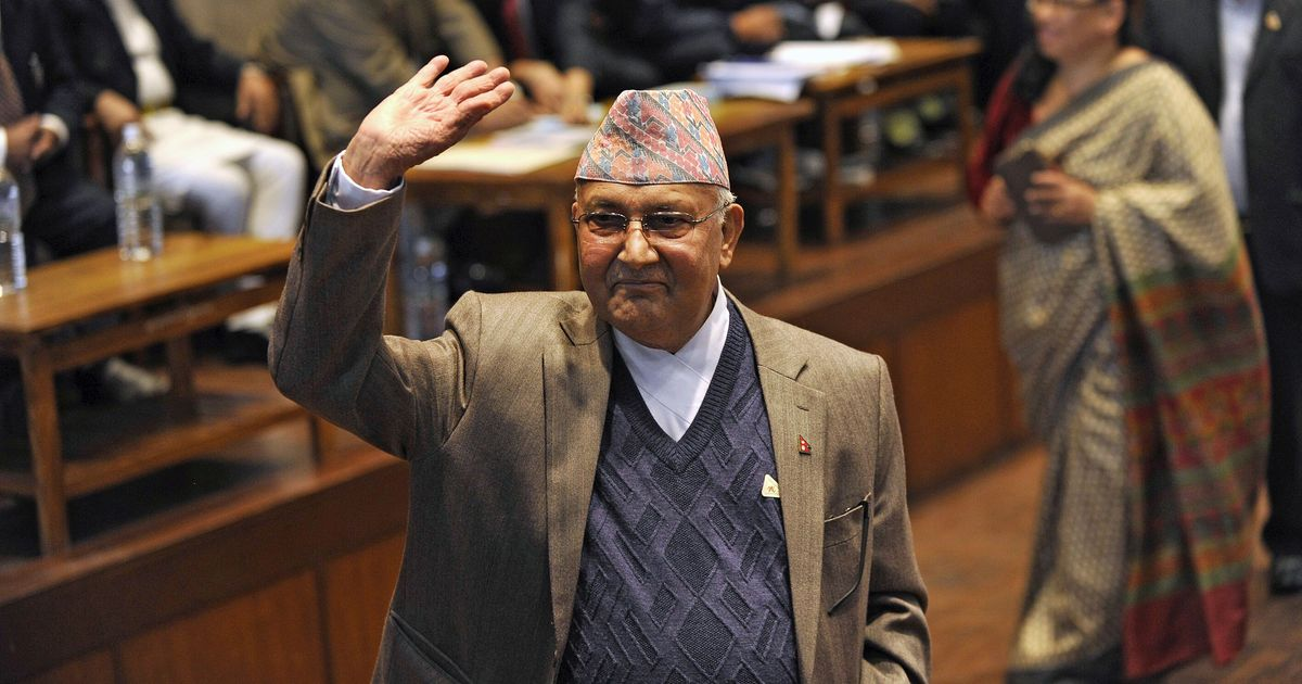 Nepal PM to visit China on June 19