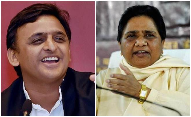 Mayawati, BSP, SP, RLD, Uttar Pradesh, Congress, BJP, Lok Sabha Elections 2019, News Mobile, News Mobile India