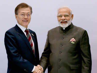 PM begins two-day visit to South Korea; aims at strengthening partnership