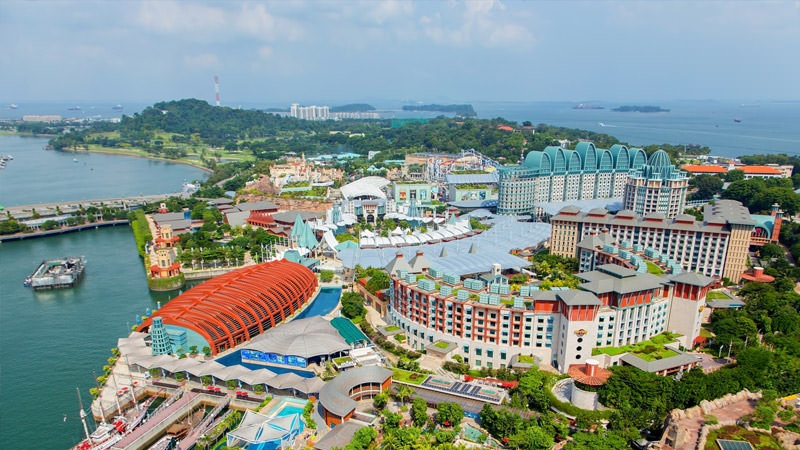 Places to travel around Sentosa after the Kim-Trump summit