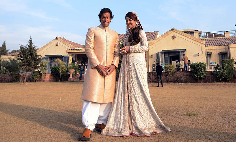 Imran Khan, five, illegitimate, children, Ex-wife, Reham Khan, claim, NewsMobile, Mobile news, India, Pakistan Tehreek-e-Insaf, PTI, Cricketer