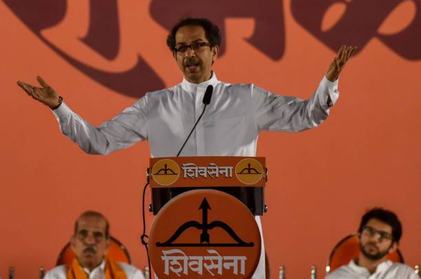 Maharashtra, burn, Shiv Sena, chief, Uddhav Thackeray, Maratha, stir, Politics, NewsMobile, Mobile News, India