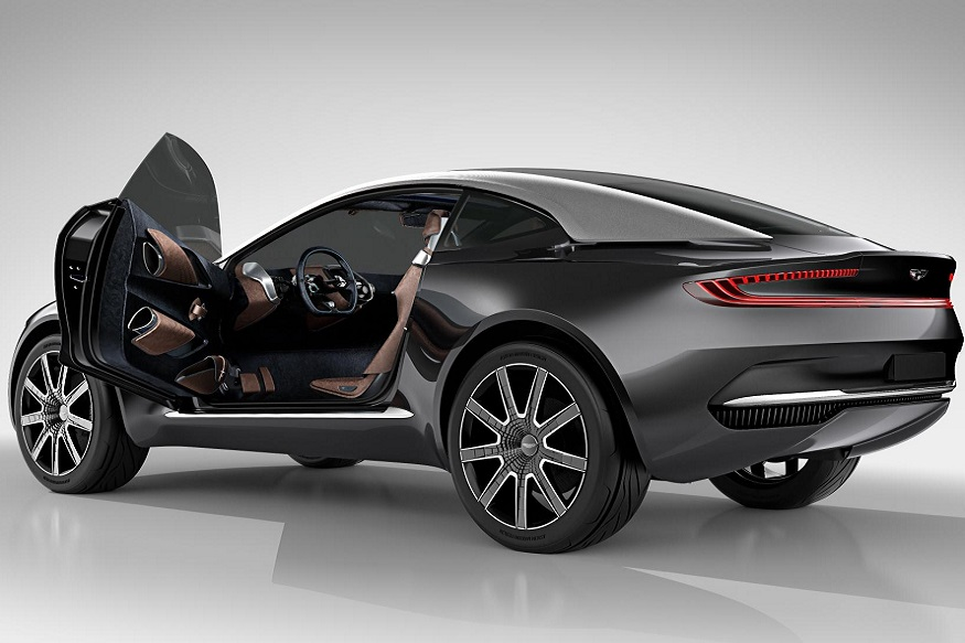 Aston Martin, SUV, production, 2019, NewsMobile, Mobile News, India, Auto, Car