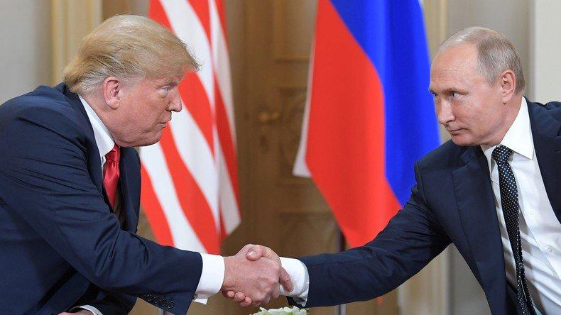 Vladimir Putin, ready, US, invite, US President, Donald Trump, Moscow, Russia, United States, President, NewsMobile, Mobile News, India, World