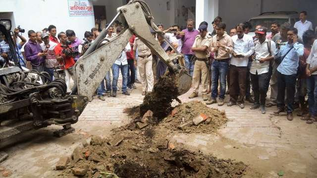 Muzaffarpur shelter rapes: CBI to examine human skeleton found in the cremation ground