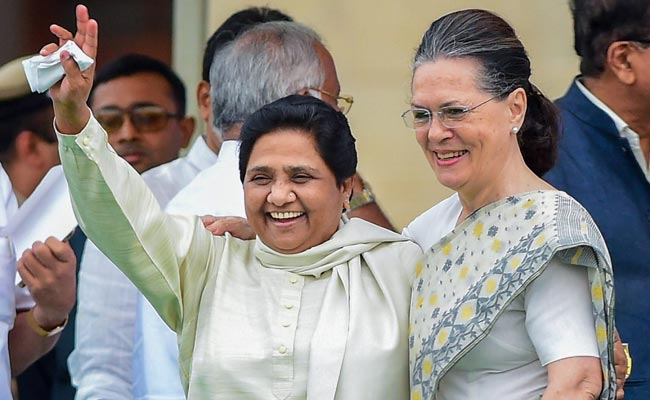 Mayawati, opens, possibility, alliance, Congress, Bahujan Samaj Party, BSP, Politics, NewsMobile, Mobile News, India