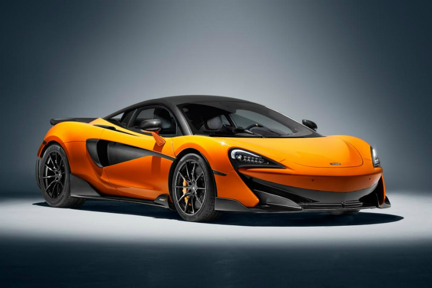McLaren, 600LT, sports car, Newsmobile, Mobile News, India, Car
