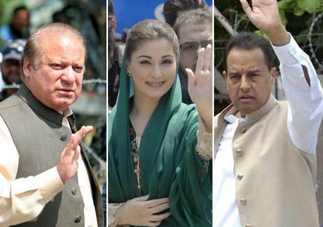 Pakistan, Nawaz Sharif, Muhammad Safdar Awan, location, Tarnol, audio, message, Avenfield, blacklist, Avenfield case, imprisonment, pounds