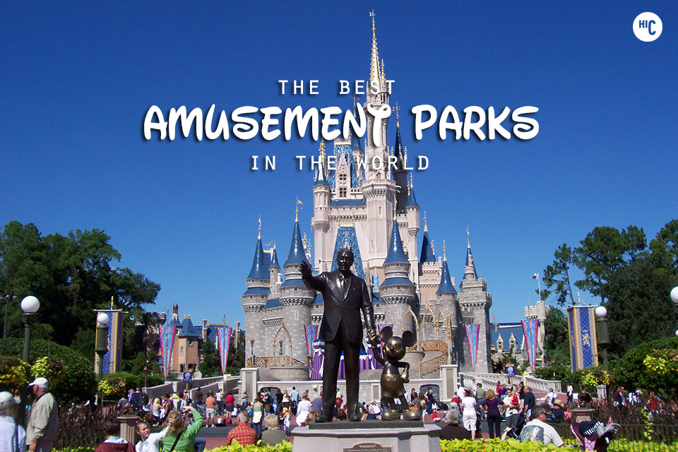 India home to top 2 amusement parks in the world