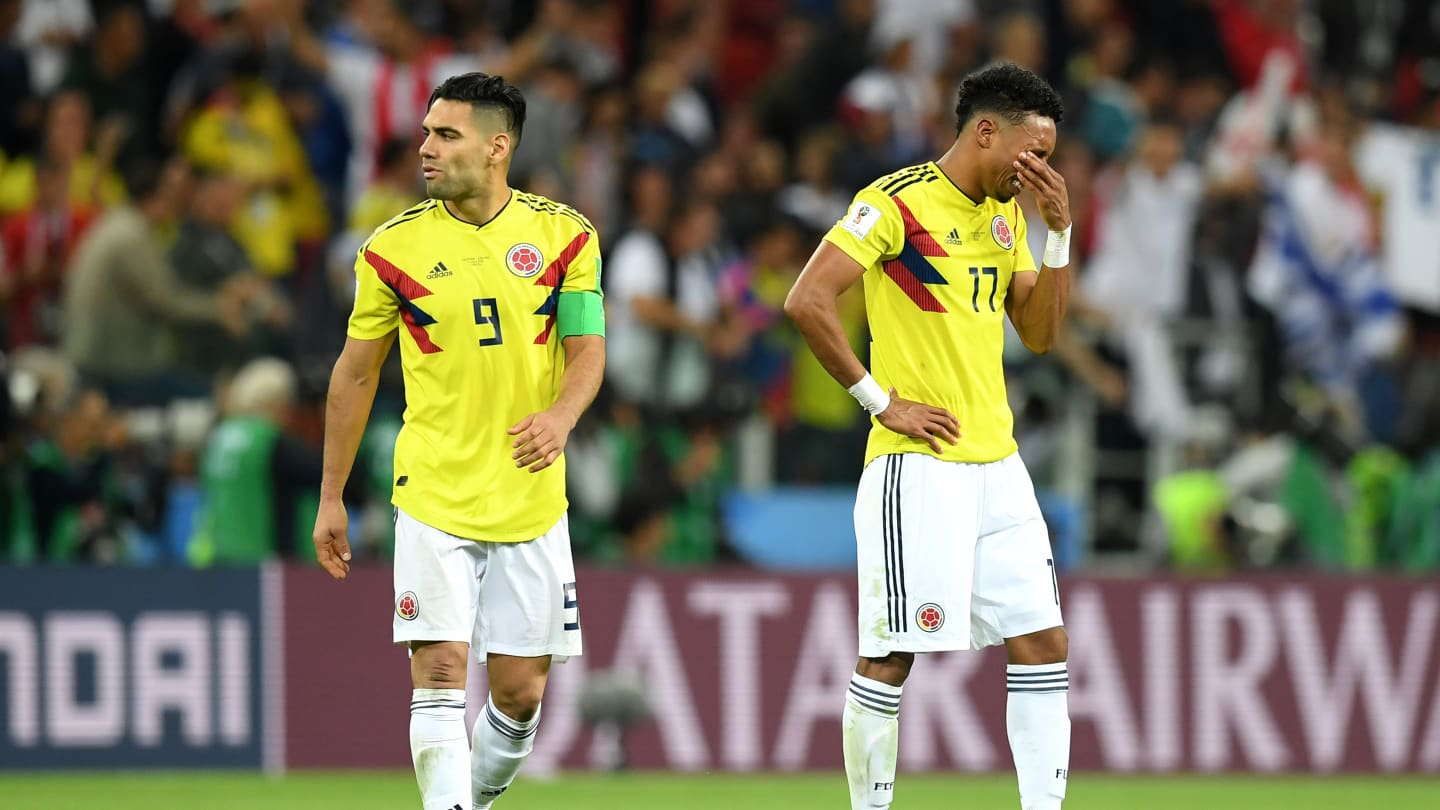 FIFA, World Cup, 2018, Colombia, players, death threats, knock out, England, Mateus Uribe, Carlos Bacca, NewsMobile, Mobile News, India, Sports, Football