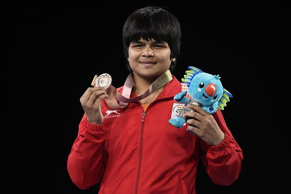 Divya Kakran wins silver in Junior Asian Wrestling championship