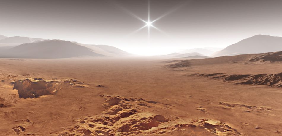 Ghost dunes discovered on Mars