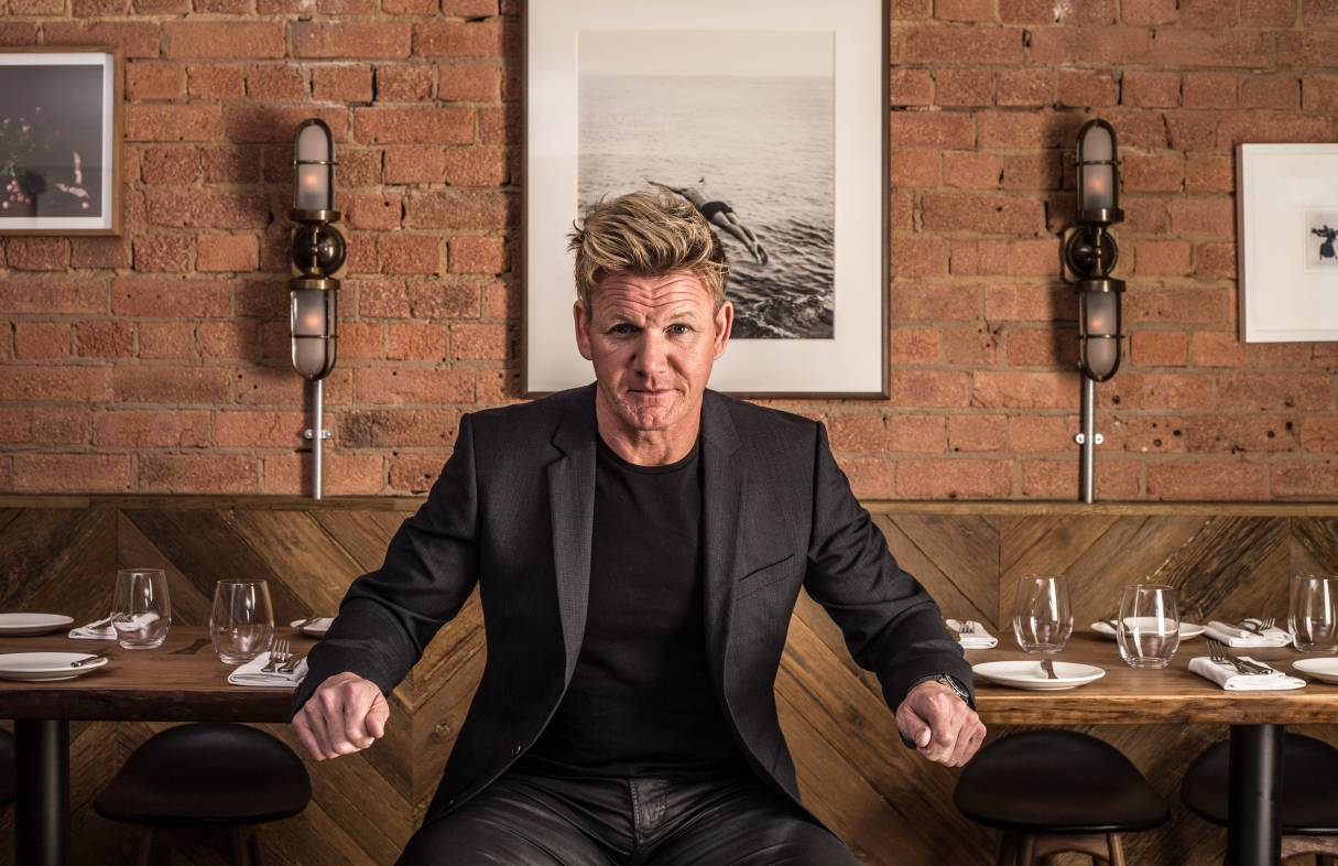 Gordon Ramsay partners with National Geographic for his upcoming television show