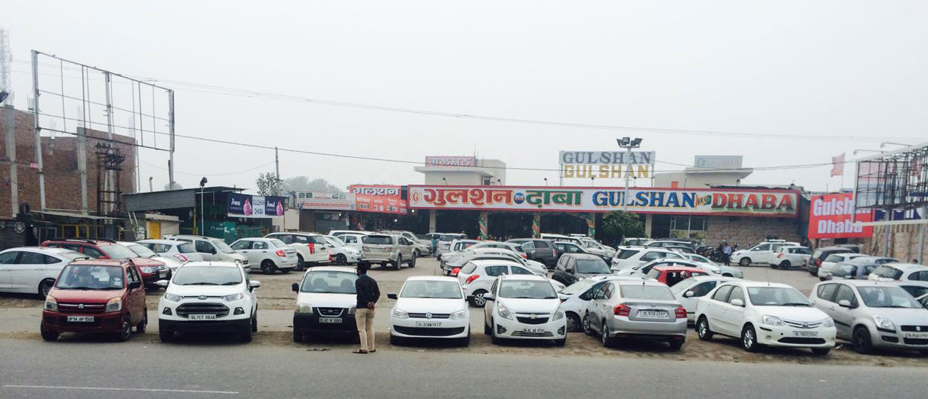 Travel, Delhi, Amritsar, Road trip, dhabas, food joints