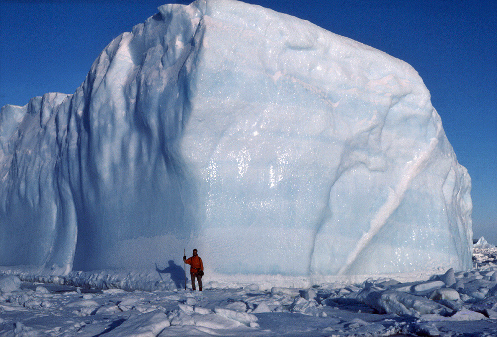 UAE to tow an iceberg for water needs from Antarctica by 2020
