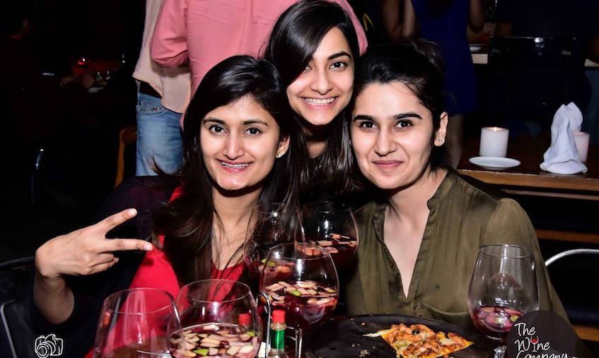 No entry for single women in Gurugram's MG Road clubs