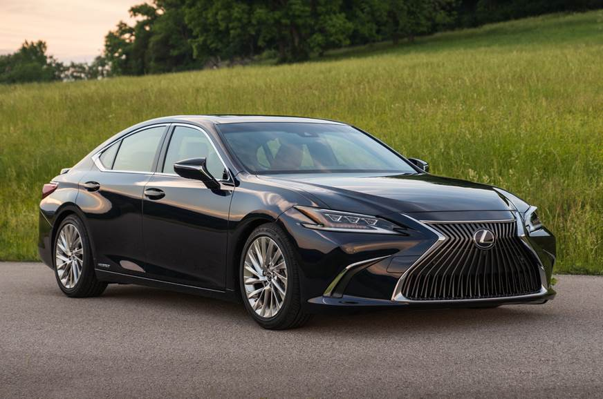 New generation Lexus ES 300h launched in India