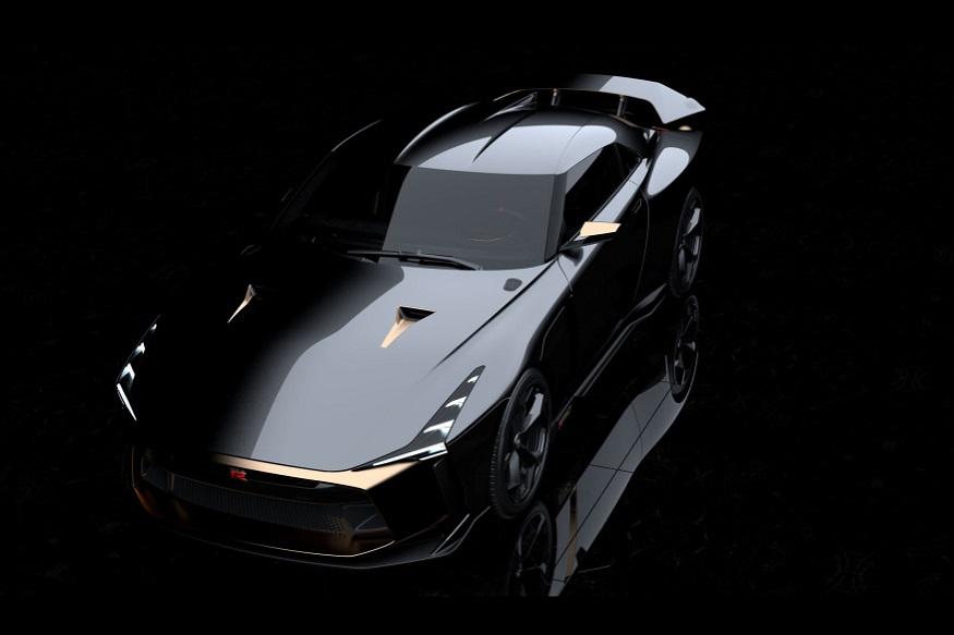 Nissan, Italdesign, celebrate, 50th anniversary, GT-R50, NewsMobile, Mobile News, India, Auto, Car