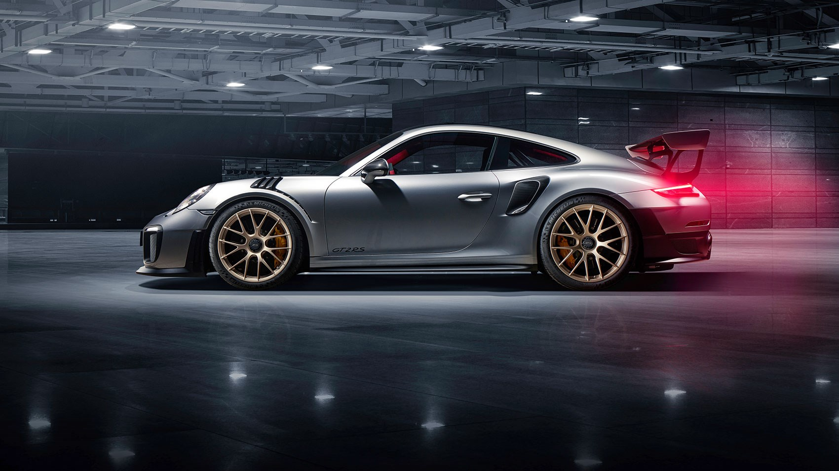 Porsche unveils the all-new 911 GT2 RS in India