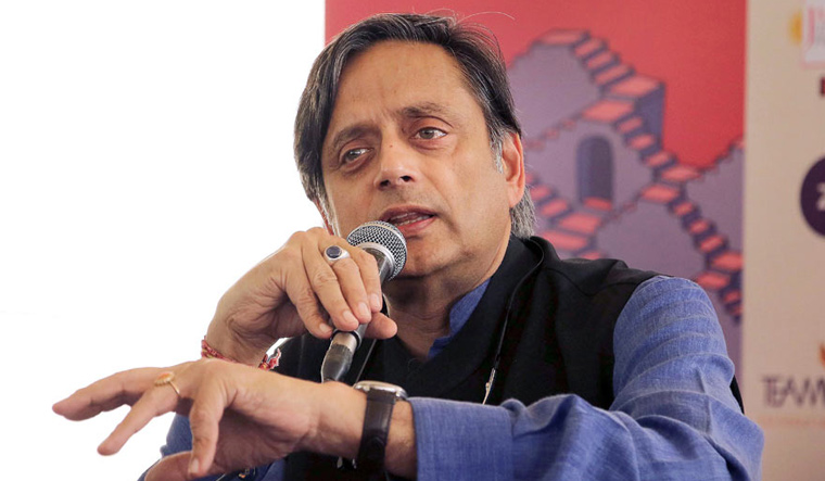 MP Shashi Tharoor, NewsMobile, NewsMobile India
