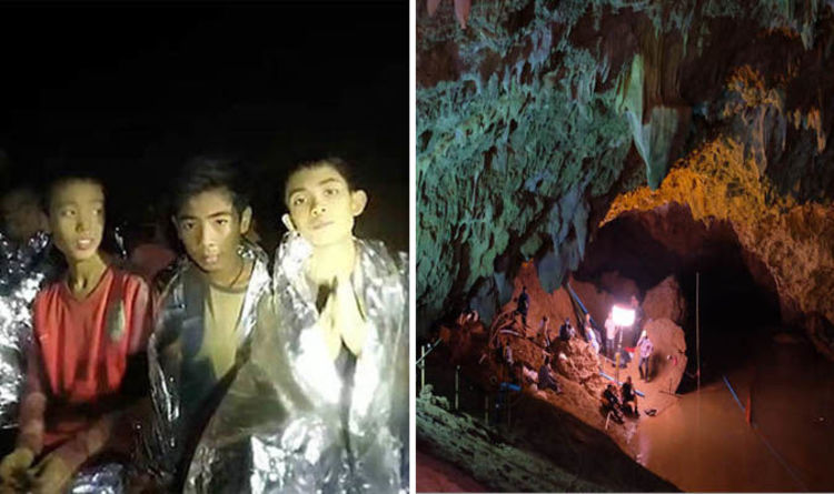Two films on Thai Cave Rescue in the making