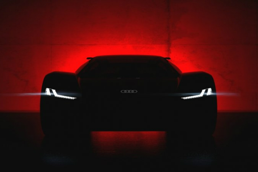 Audi, PB 18, e-tron, electric, supercar, concept, Hybrid, NewsMobile, Mobile news, Auto, Cars, India
