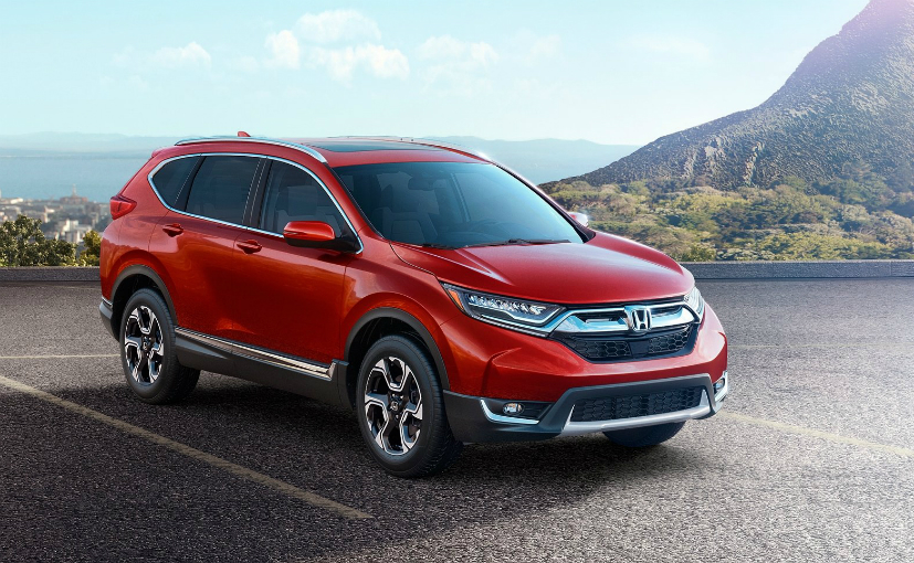 CR-V, Honda, Auto, Launch, 7 seater, SUV, NewsMobile, Mobile news, India