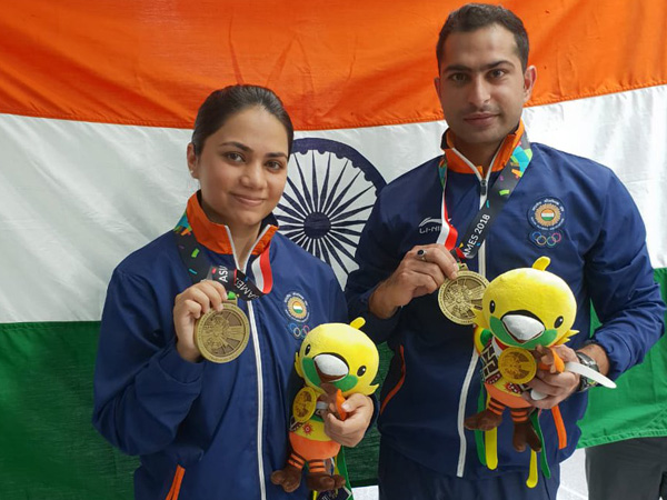 Asian Games 2018, Shooter, Apurvi, Ravi, medal, tally, India, NewsMobile, Mobile News, Sports, Shooting