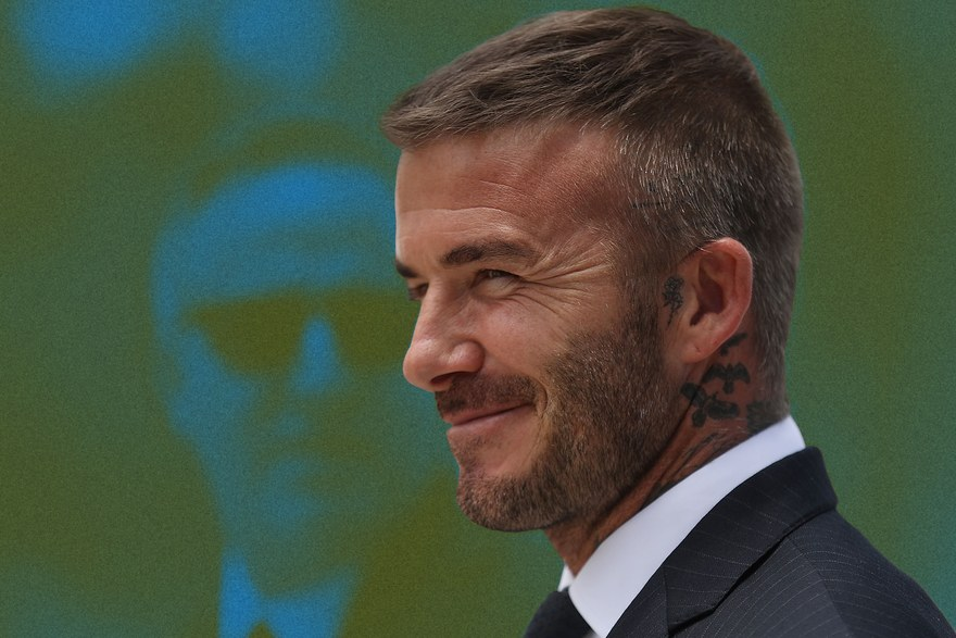 David Beckham, UEFA, President, award, Sports, NewsMobile, Mobile News, India