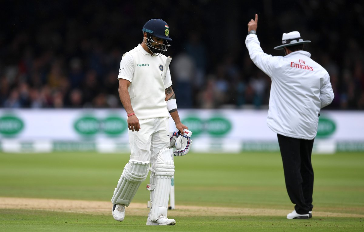 Virat Kohli, second, position, test, ranking, Lord's test, England, Lords, NewsMobile, Mobile News, India