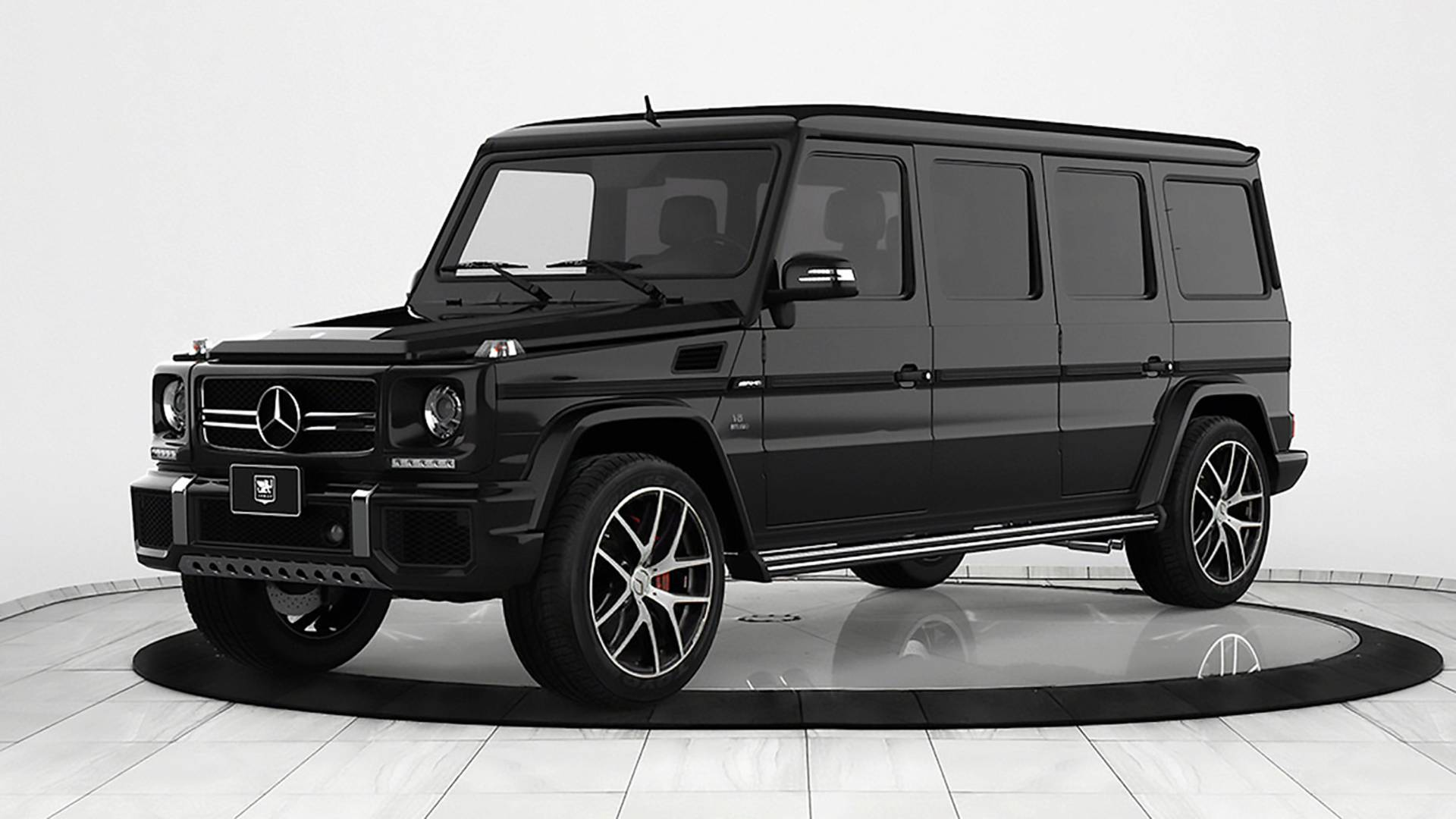 Bulletproof, Mercedes-Benz G63 AMG, Limousine, Rs 8cr, Mercedes-Benz, Newsmobile, Mobile news, India, Auto, Cars