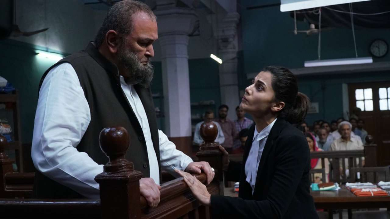 REVIEW, Mulk, hard hitting, Rishi Kapoor, Taapsee Pannu, Movie, Release, Friday, Bhavna Kant, Newsmobile, Mobile News, India, Entertainment