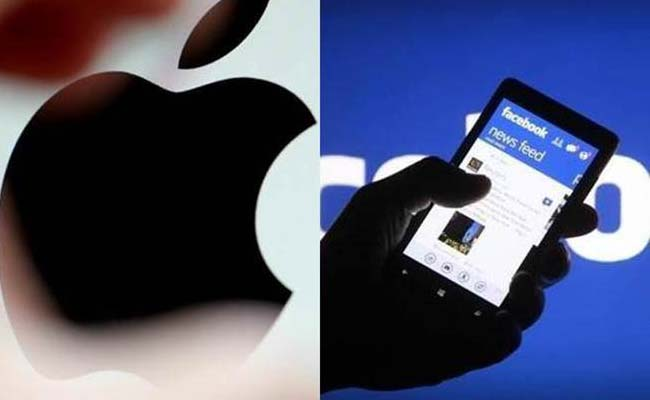 Apple bans Facebook security app from app store