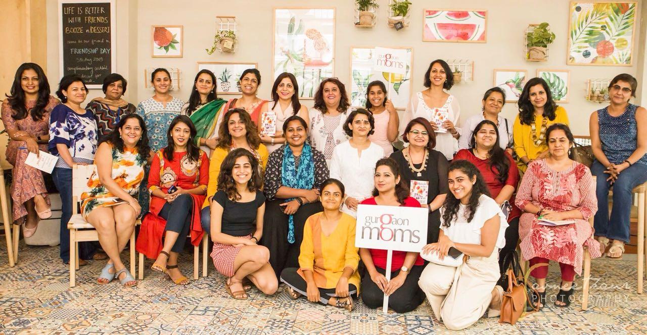 Natasha Badhwar, My daughters' mum, GurgaonMoms, Juggernaut, India, NewsMobile, author, writing workshop