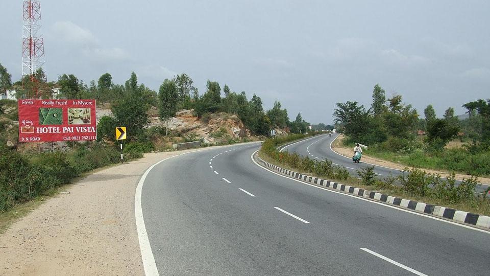 Dhaba halts - Bengaluru to Mysore