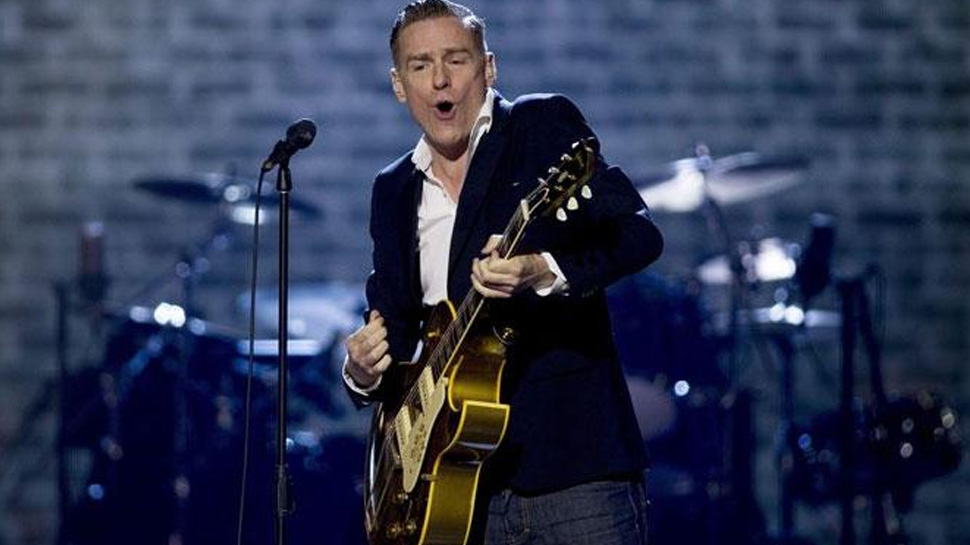 India all set to welcome Bryan Adams for 'The Ultimate Tour'